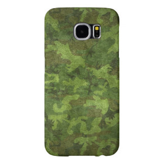 military camouflage green samsung galaxy s6 cases