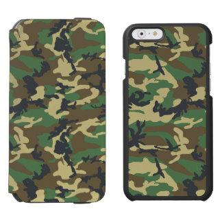 Military Camouflage Incipio Watson™ iPhone 6 Wallet Case