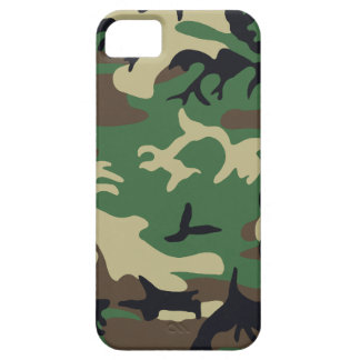 Military Camouflage iPhone 5 Covers