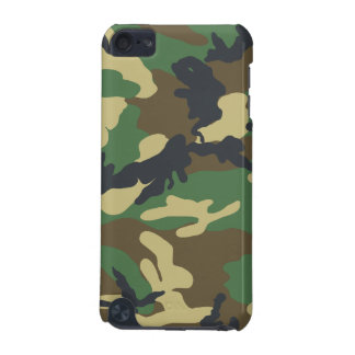Military Camouflage iPod Touch (5th Generation) Cover