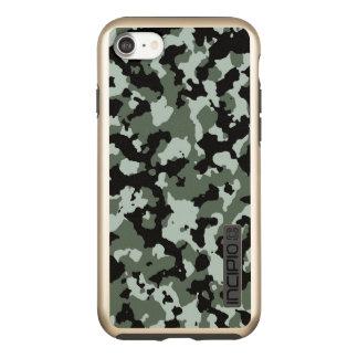 Military Camouflage Pattern | Green Camo Incipio DualPro Shine iPhone 7 Case