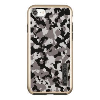 Military Camouflage Pattern | Grey Camo Incipio DualPro Shine iPhone 7 Case