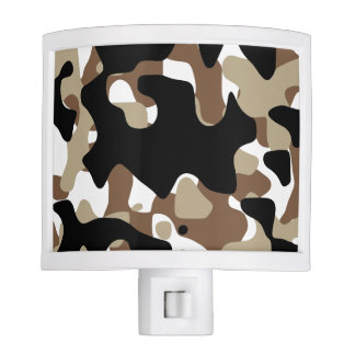 Military Camouflage Pattern Nite Lite