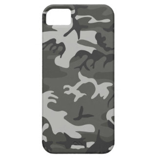 Military Camouflage Pattern, Urban Style, Larger Case For The iPhone 5