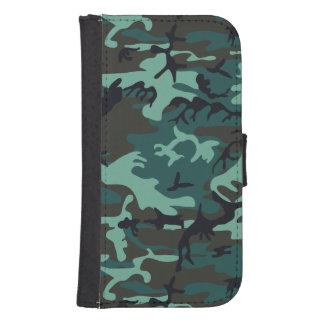 Military Camouflage Phone Wallet