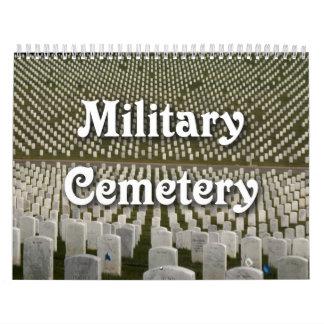 Military Cemetery Calendar