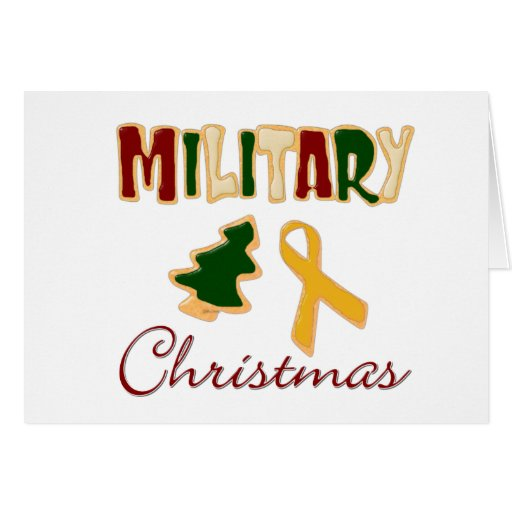 Military Christmas Cards
