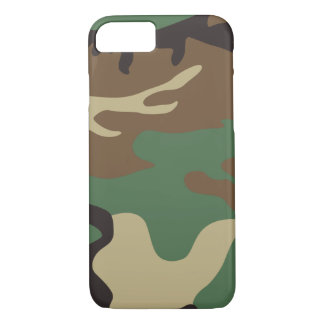 Military Design  Camouflage cool iPhone 8/7 Case