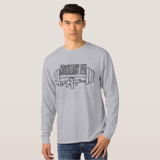 Military Fit long sleeve T-Shirt