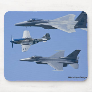 Military Flight Mousepad