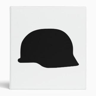 Military Helmet Binders