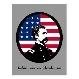 Military Hero - Joshua L. Chamberlain Postcard