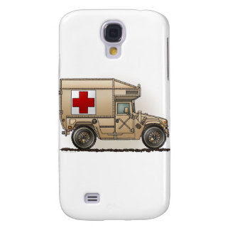 Military Hummer Ambulance Cover