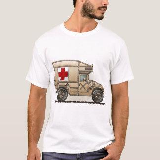 Military Hummer Ambulance Mens Tank Top