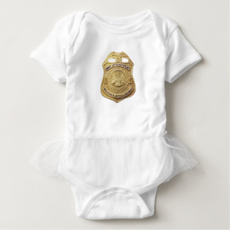 Military Intelligence Baby Bodysuit