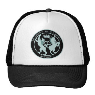 Military Intelligence section 6 Trucker Hat