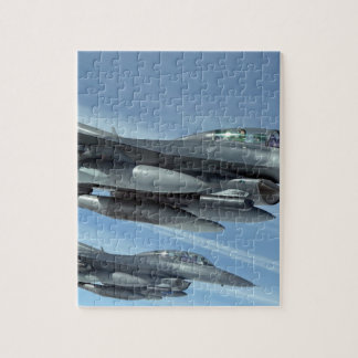 military jet puzzle
