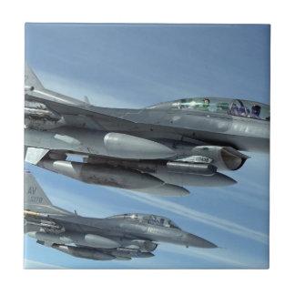 military jet tile