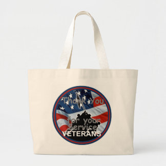 Military Large Tote Bag