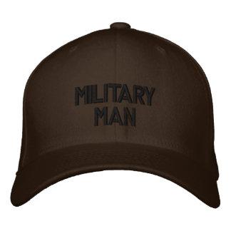 Military Man Baseball Cap