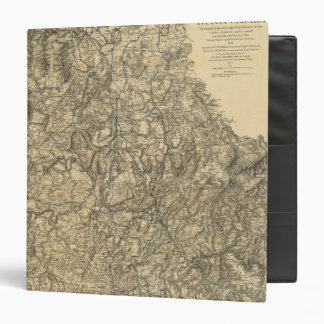 Military Operations of the Atlanta Campaign Binder