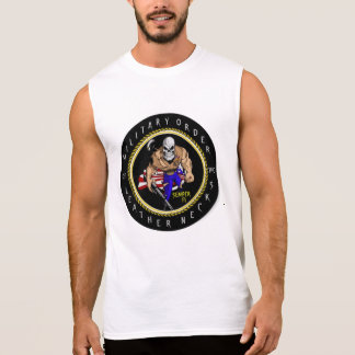 MILITARY ORDER OF THE LEATHERNECKS SLEEVELESS SHIRT