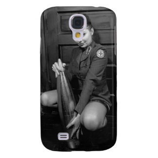Military Pinup Girl iphone 3 Case
