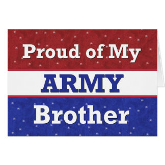 Military - Proud Marine Mom - Thinking of You Greeting Card