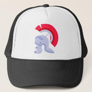 Military Roman Helmet Trucker Hat