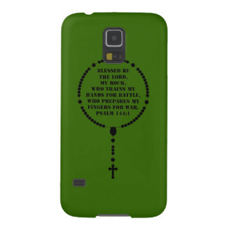 Military Rosary Galaxy S5 Covers
