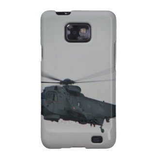 Military Sea King Helicopter Galaxy SII Covers