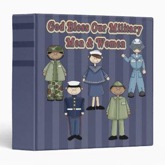 Military Service Avery Binder