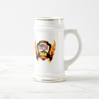 Military Soldier Dad Fathers Day Gifts Mug