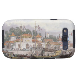 Military Station of the Chinese near the City of C Samsung Galaxy SIII Cases