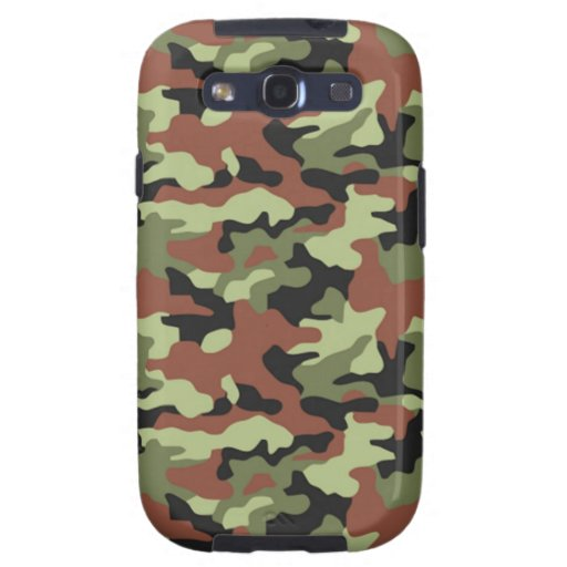 military style galaxy s3 cover