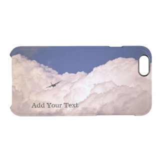 Military Transport Airplane by Shirley Taylor Clear iPhone 6/6S Case