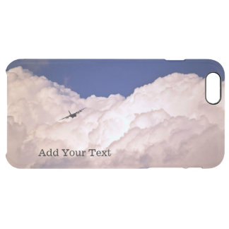 Military Transport Airplane by Shirley Taylor Clear iPhone 6 Plus Case