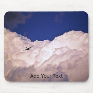 Military Transport Airplane by Shirley Taylor Mouse Pad