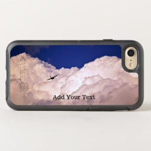 Military Transport Airplane by Shirley Taylor OtterBox Symmetry iPhone 8/7 Case