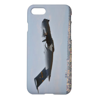 Military Transport on Takeoff iPhone 7 Case