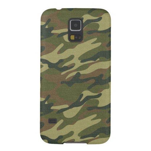Military Uniform Galaxy S5 Covers