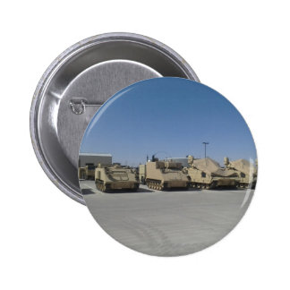 MILITARY UNITED STATES PINBACK BUTTON