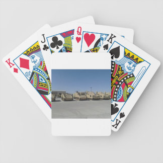 MILITARY UNITED STATES BICYCLE CARD DECKS