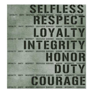 Royal australian army values essay