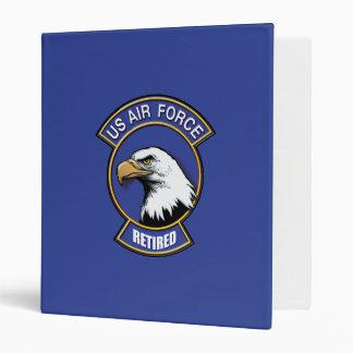 Military Vinyl Binder
