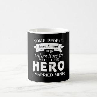 Military Wife Coffee Mug