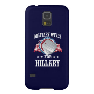 MILITARY WIVES FOR HILLARY GALAXY S5 CASES