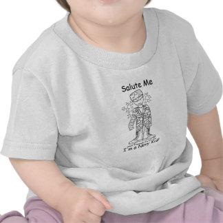 MilitaryBrat(tm)Navy Kid Infant T Tshirts
