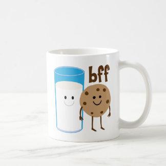 Milk And Cookies BFF Coffee Mug