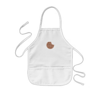 MILK AND COOKIES KIDS BAKING APRON